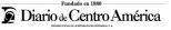 Sumario Diario De Centro América Agosto 13, Viernes